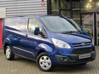 2016 Ford Transit Custom 2.2 TDCi 125ps Low Roof Limited Van Diesel