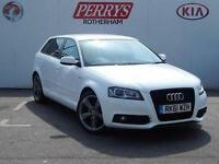 2011 Audi A3 2.0 TDI Black Edition 5 door [Start Stop] Diesel Hatchback