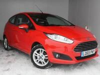 2015 Ford Fiesta 1.25 82 Zetec 3 door Petrol Hatchback