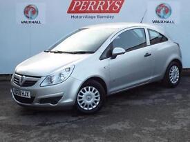 2008 Vauxhall Corsa 1.2i 16V Life 3 door [AC] Petrol Hatchback