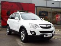 2014 Vauxhall Antara 2.2 CDTi Diamond 5 door [2WD] [Start Stop] Diesel 4x4