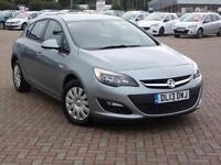 2013 Vauxhall Astra 1.4i 16V Exclusiv 5 door Petrol Hatchback