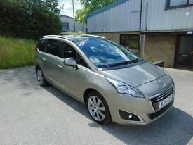 2016 Peugeot 5008 2.0 BlueHDi Allure 5 door Diesel People Carrier
