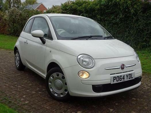 2014 Fiat 500 1.2 Pop 3 door Petrol Hatchback