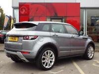 2014 Land Rover Range Rover Evoque 2.2 SD4 Dynamic 5 door Auto [9] Diesel Hatchb