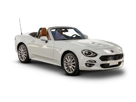 2016 fiat 124 spider 1 4 multiair lusso plus 2 door petrol convertible in portsmouth. Black Bedroom Furniture Sets. Home Design Ideas