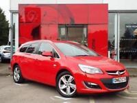 2013 Vauxhall Astra 1.6i 16V SRi 5 door Petrol Estate