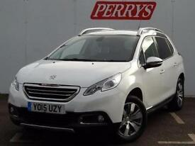 2015 Peugeot 2008 1.6 e-HDi Allure 5 door EGC Diesel Estate