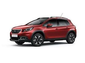 2017 Peugeot 2008 1.2 PureTech Active 5 door Petrol Estate