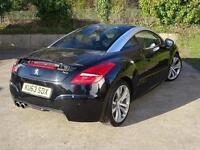 2013 Peugeot RCZ 2.0 HDi GT 2 door Diesel Coupe