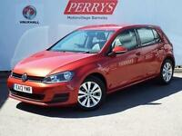 2013 Volkswagen Golf 1.6 TDI 105 SE 5 door Diesel Hatchback