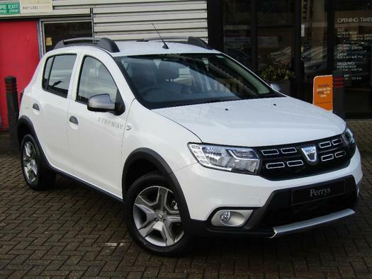 2018 dacia sandero stepway 0 9 tce laureate 5 door petrol hatchback in aylesbury. Black Bedroom Furniture Sets. Home Design Ideas