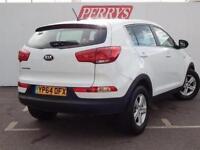 2014 Kia Sportage 1.6 GDi 1 5 door Petrol Estate