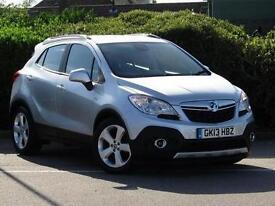 2013 Vauxhall Mokka 1.7 CDTi Exclusiv 5 door Diesel Hatchback