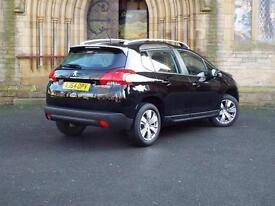 2015 Peugeot 2008 1.2 VTi Active 5 door Petrol Estate