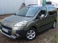 2014 Peugeot Partner Tepee 1.6 HDi 92 Outdoor 5 door Diesel Estate