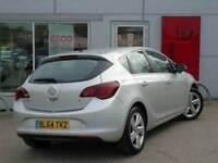 2015 Vauxhall Astra 1.6i 16V SRi 5 door Auto Petrol Hatchback