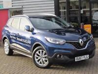2017 Renault Kadjar 1.5 dCi Dynamique Nav 5 door Diesel Hatchback