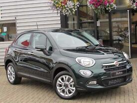 2016 Fiat 500X 1.4 Multiair Pop Star 5 door [Nav] Petrol Hatchback