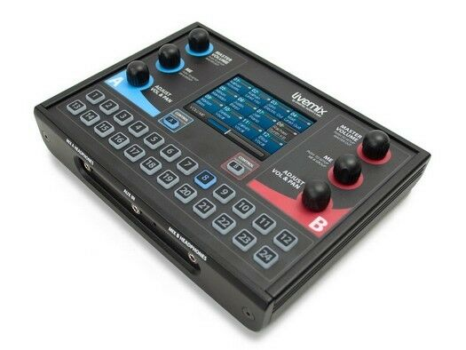 Digital Audio Labs Cs-duo Livemix 24 Ch Dual Mix Personal Mixer