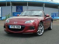 2015 Mazda MX-5 1.8i SE 2 door [Air Con] Petrol Convertible
