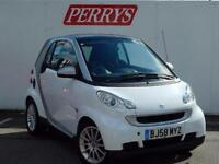 2008 Smart ForTwo Coupe Passion mhd 2 door Auto Petrol Coupe