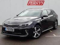 2018 Kia Optima 1.7 CRDi ISG GT-Line S 5 door DCT Diesel Estate