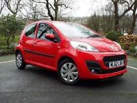 2012 Peugeot 107 1.0 Active 5 door Petrol Hatchback