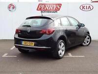 2013 Vauxhall Astra 1.4i 16V SRi 5 door Petrol Hatchback