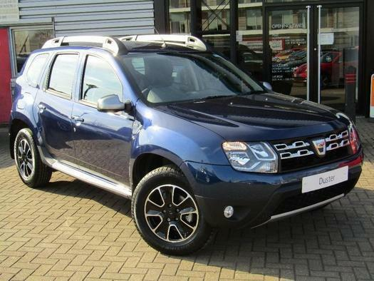 2018 dacia duster 1 5 dci 110 prestige 5 door 4x4 diesel. Black Bedroom Furniture Sets. Home Design Ideas