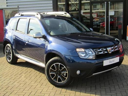 2018 dacia duster 1 5 dci 110 prestige 5 door 4x4 diesel estate in aylesbury buckinghamshire. Black Bedroom Furniture Sets. Home Design Ideas