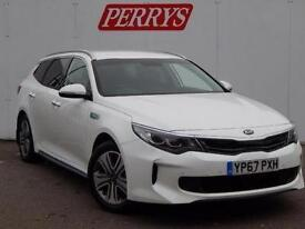 2017 Kia Optima 2.0 GDi PHEV 5 door Auto Hybrid Estate