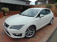 2015 SEAT Leon 1.4 EcoTSI 150 FR 5 door [Technology Pack] Petrol Hatchback