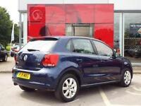 2011 Volkswagen Polo 1.4 SE 5 door Petrol Hatchback