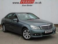2012 Mercedes C-Class C220 CDI BlueEFFICIENCY SE 4 door Auto Diesel Saloon