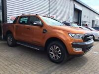 2018 Ford Ranger Pick Up Double Cab Wildtrak 3.2 TDCi 200 Auto Diesel Double Cab