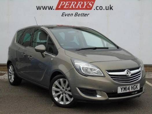 2014 Vauxhall Meriva 14t 16v Se 5 Door Auto Petrol Estate In