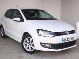 2013 Volkswagen Polo 1.2 60 Match Edition 5 door Petrol Hatchback