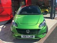 2017 Vauxhall Corsa 1.0T ecoFLEX Limited Edition 5 door Petrol Hatchback