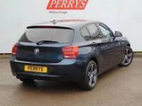 2013 BMW 1-Series 116d Sport 5 door Step Auto Diesel Hatchback