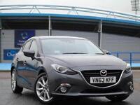 2013 Mazda 3 2.0 Sport Nav 5 door Petrol Hatchback