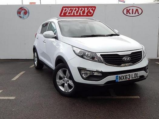 2013 Kia Sportage 1.7 CRDi ISG 2 5 door Diesel Estate