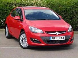2013 Vauxhall Astra 1.6i 16V Energy 5 door Petrol Hatchback
