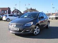 2014 Vauxhall Astra 1.6i 16V SRi 5 door Auto Petrol Hatchback