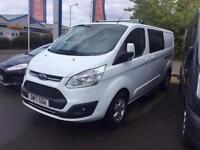 2017 Ford Transit Custom 2.0 TDCi 130ps Low Roof Van Diesel