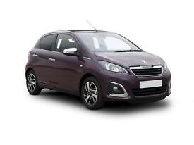 2017 Peugeot 108 1.2 PureTech Collection 5 door Petrol Hatchback