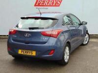 2013 Hyundai i30 1.4 Style 5 door Petrol Hatchback