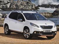 2016 Peugeot 2008 1.6 BlueHDi Active 5 door Diesel Estate
