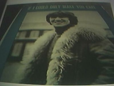 box c sheet music mike berry if i could only make you care