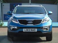 2013 Kia Sportage 2.0 CRDi KX-2 5 door Diesel Estate